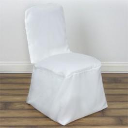 Stoelhoes ivoor voor stoelen met een rechte bovenkant