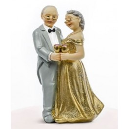 taart bruidspaartje