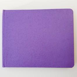 Gastenboek Happiness Purple
