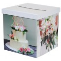 Enveloppendoos c.q. moneybox Chic Wedding