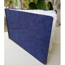 Gastenboek Happiness Blue
