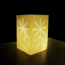 Tien candlebags Zon