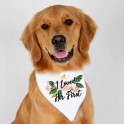 Honden bandana I Loved her First