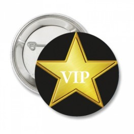 Button VIP star