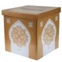 Moneybox Oriental goud