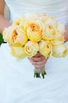 Kleurthema geel als zonnig uitgangspunt voor je bruiloft
