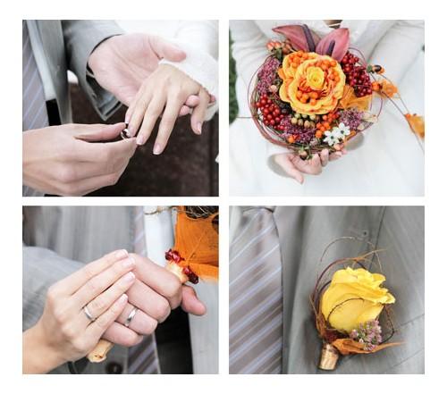 Tips voor een huwelijk in de herfst