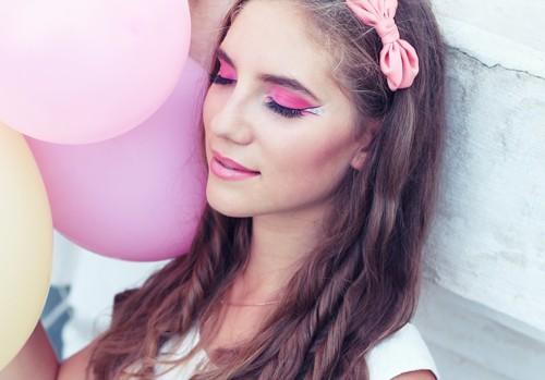 Themakleur roze of rose goud voor een bruiloft of vrijgezellenfeest helemaal hip en happening!