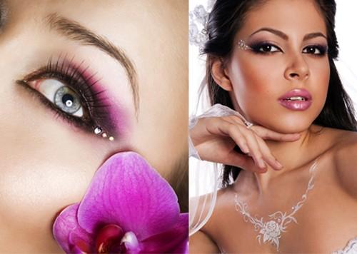 Omdat je ogen blikvangers zijn wil je als bruid de mooiste oogmake-up