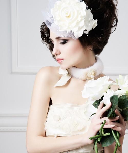 Bruidsaccessoires, noodzakelijk als finishing touch!